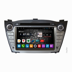 Штатная магнитола Daystar DS-7051HD для Hyundai на ОС Android 9