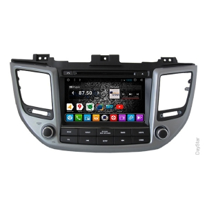 Штатная магнитола Daystar DS-8101HD для Hyundai на ОС Android 9