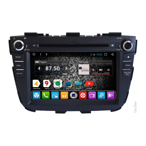 Штатная магнитола Daystar DS-7029HD для KIA на ОС Android 7.1