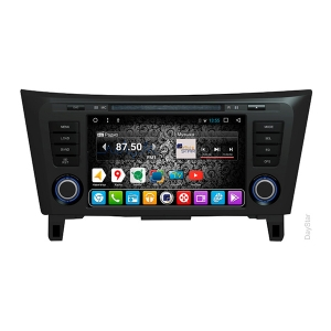Штатная магнитола Daystar DS-7015HD для Nissan на ОС Android 9