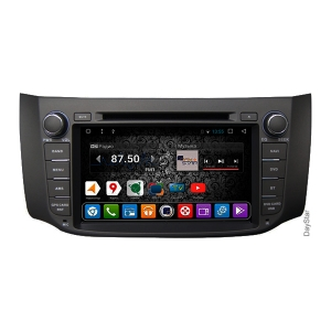 Штатная магнитола Daystar DS-7014HD для Nissan на ОС Android 9