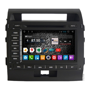 Штатная магнитола Daystar DS-9006HD для Toyota на ОС Android 9