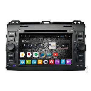 Штатная магнитола Daystar DS-8001HD для Toyota на ОС Android 9