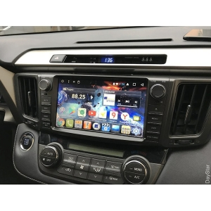 Штатная магнитола Daystar DS-7055HD для Toyota на ОС Android 9