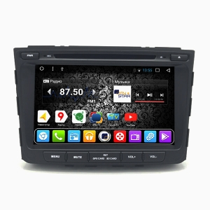 Штатная магнитола Daystar DS-8004HD для Hyundai на ОС Android 9