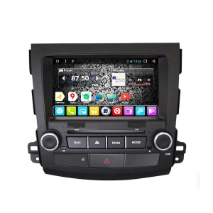 Штатная магнитола Daystar DS-8007HD для Mitsubishi на ОС Android 9