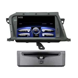 Штатная магнитола Incar CHR-2170RX для Lexus на Windows CE