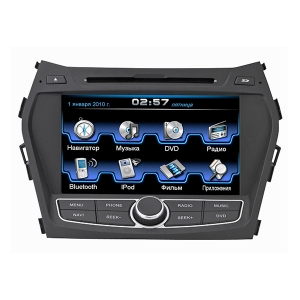 Штатная магнитола Incar CHR-2492SF для Hyundai на Windows CE