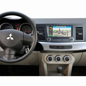 Штатная магнитола Incar CHR-6190 для Mitsubishi на Windows CE